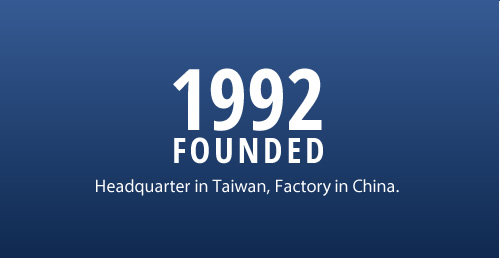 1992 founded